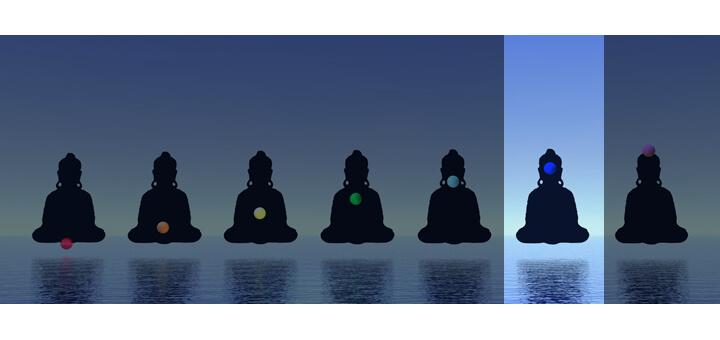 Ajna - Chakra du 3ème oeil ou 6eme Chakra